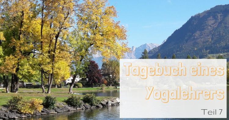 Tagebuch eines Yogalehrers (1)