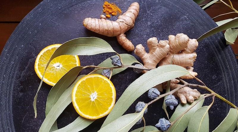 Kurkuma-Wirkung-Kurkuma-Ingwer-Orange