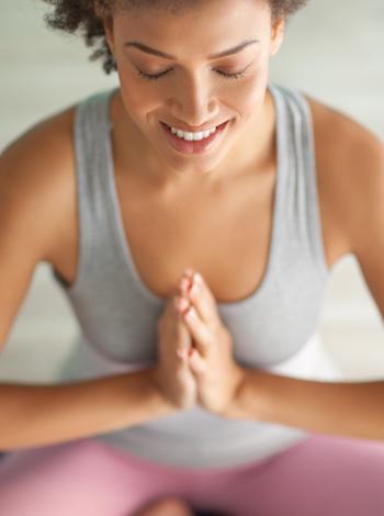 Mythen-Meditation-Lotussitz
