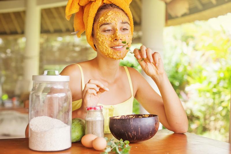 Naurkosmetik-selber-machen-Gesichtsmaske