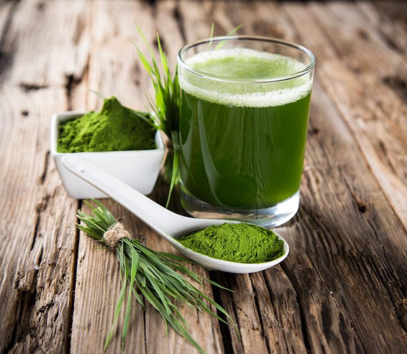 Yoga-Nahrungsergaenzung-Anti-Aging-Food-Weizengras