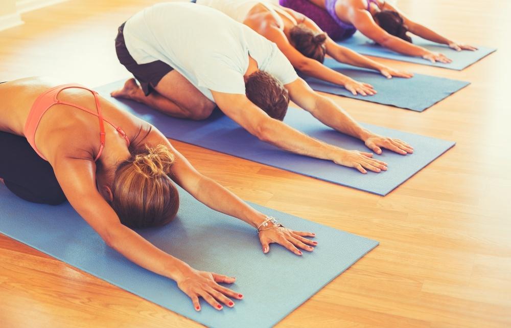 Mehr Yoga machen für ein besseres Körpergefühl.