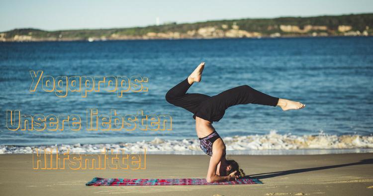 Unsere liebsten Yogaprops