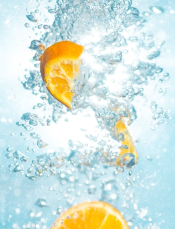 Die natürliche Hautpflege beginnt bei dir und in deinem Kühlschrank.