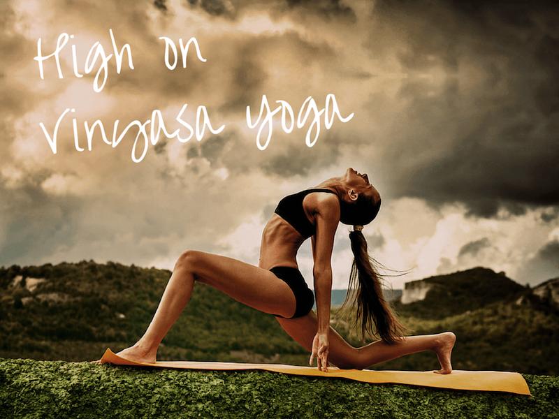 Das ist die richtige Yoga Art bei Rückenschmerzen: Vinyasa Yoga