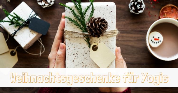 Weihnachtsgeschenke für Yogis