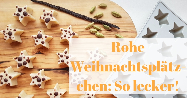 Roh backen: So geht's